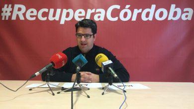 Photo of García destaca que Córdoba con Nieto ha pasado a ser la tercera capital de provincia de Andalucía donde más ha subido el paro