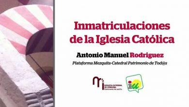 Photo of Inmatriculaciones de la Iglesia Católica