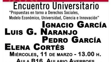 Photo of Encuentro Universitario. Carta dirigida a la Comunidad Universitaria