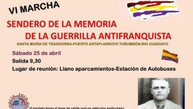 Photo of VI Marcha por el Sendero de la Memoria