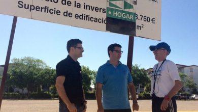Photo of IU se compromete a retomar el proyecto deportivo del solar de La Palmera