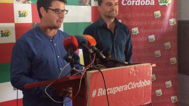 Photo of García: «Ahora lo que toca es hablar de los problemas de los cordobeses y de las cordobesas»