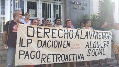 Photo of Rafael del Castillo acude de nuevo a los juzgados para apoyar a personas que se encuentran sin alternativa habitacional