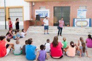 Rafa del Castillo - Campamentos UrbanSur