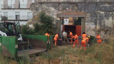 Photo of Infraestructuras, Sadeco y la Gerencia inician las labores de adecuación del antiguo Cine de Andalucía