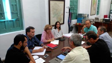"""Photo of IULV-CA se reúne con CCOO y apuesta por la """"colaboración estrecha y permanente"""" entre ambos"""