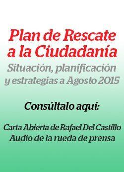 Plan de Rescate a la Ciudadanía