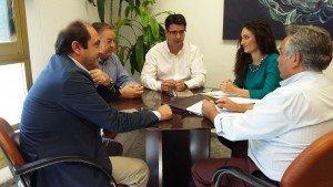 Reunión Pedro con Diputada Turismo