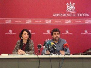 Presupuestos Servicios Sociales. Rafa del Castillo y Raquel Castro