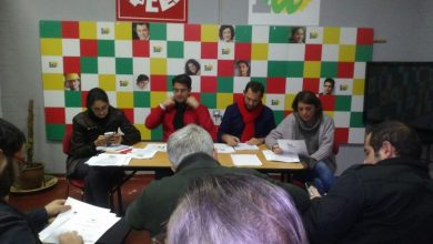 Photo of IULV-CA Córdoba comienza a preparar la XI Asamblea federal de IU