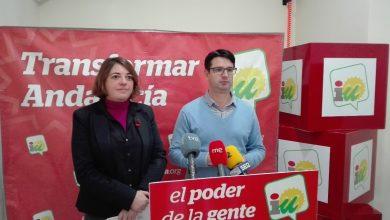 """Photo of IULV-CA presenta unas enmiendas a los presupuestos andaluces con un """"marcado carácter social"""""""