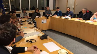Photo of Europarlamentarios de IU firman un manifiesto de apoyo a la comarca minera del Guadiato