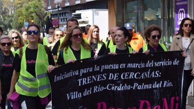 Photo of La plataforma #Nopasesdemí marcha de Almódovar a Córdoba para reivindicar el cercanías