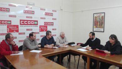 Photo of IU se reúne con el comité de empresa de Deóleo tras el acuerdo llegado con la empresa por parte de los trabajadores