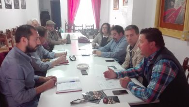 Photo of Reunión de coordinación con la asamblea local de IU Montemayor