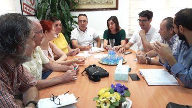 Photo of CCOO traslada a IU sus propuestas en materia de sanidad