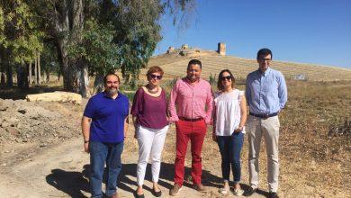 Photo of Marisa Ruz visita Montemayor para conocer el estado de los proyectos que se están llevando a cabo