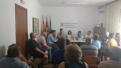 Photo of El Coordinador General de IULV-CA se reúne con la Plataforma Ciudadana por el Guadiato en Peñarroya – Pueblonuevo