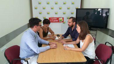 Photo of La dirección provincial de IULV-CA apoya la creación de una comisión técnico-política sobre Infraestructuras en Córdoba