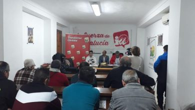 Photo of IULV-CA Córdoba suma una nueva asamblea local en la provincia con la presentación de la asamblea de IU Iznájar
