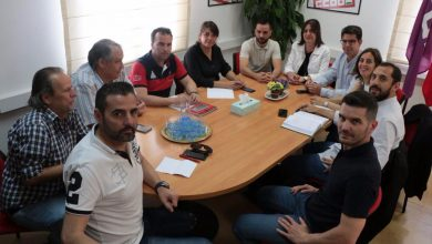 Photo of IU Córdoba se reúne con CCOO para defender el empleo en ABB Córdoba tras el anuncio de cambios de producción en la empresa