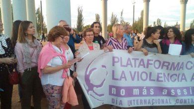 Photo of Ana Guijarro, diputada provincial de IU, se vuelca en las jornadas 'Ni tú, ni yo. Nosotras' de la Plataforma Cordobesa contra la Violencia a las Mujeres