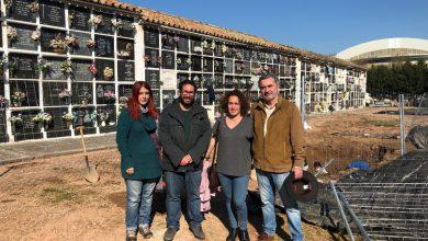 Photo of Ana Naranjo y David Moscoso, diputados de Adelante Andalucía, visitan los trabajos de exhumación de las víctimas de la dictadura franquista