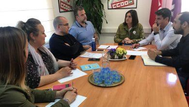 Photo of CCOO se reúne con la dirección provincial de IU para informarle sobre el ERE que afecta a los trabajadores y trabajadoras de DIA