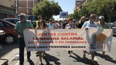 Photo of Adelante Andalucía reclama al Gobierno la garantía por Ley de unas pensiones públicas dignas y justas