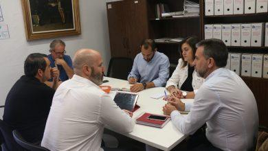 Photo of IU recoge las diferentes reivindicaciones e iniciativas de CCOO para el Consorcio Provincial de Bomberos