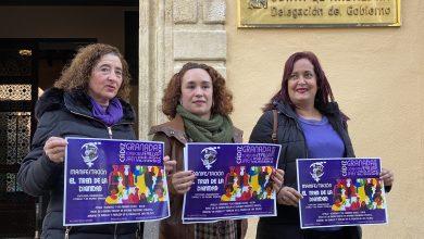 Photo of Adelante Andalucía anima a las mujeres a subirse al Tren de la Dignidad para decirle al Gobierno andaluz que no vamos a dar ni un paso atrás en igualdad