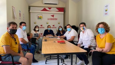 Photo of IU Córdoba se reúne con el sector feriante para fijar líneas de acción en apoyo a 8.000 familias andaluzas