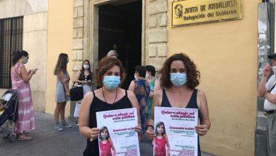Photo of Ana Naranjo llama a participar en la concentración convocada por siete AMPAS contra el cierre de aulas en la escuela pública