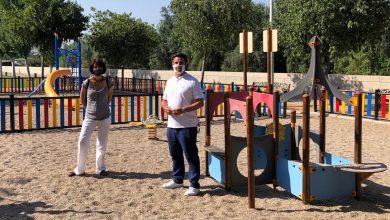 Photo of Los parques infantiles de Córdoba, sin toldos ni zonas de sombra y a 40 grados