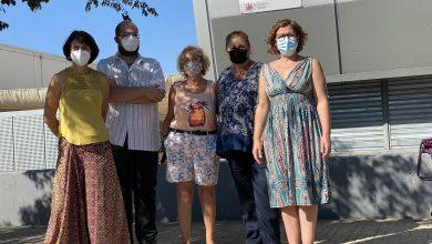Photo of El consejo de distrito Poniente Norte e IU reclaman al gobierno local el comedor social de la Foggara y los huertos urbanos de Miralbaida