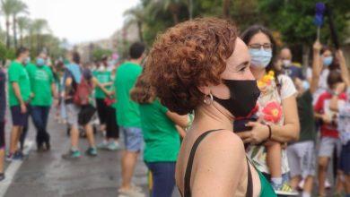 Photo of Ana Naranjo: «El mejor mensaje de tranquilidad que puede dar Educación es bajar las ratios en Andalucía»