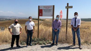 Photo of Diputación | Infraestructuras Rurales mejora la señalización en la ruta de acceso al yacimiento de Ategua
