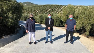 Photo of Diputación | Infraestructuras Rurales (IU) mejora el camino de la Haza de la Encina para Baena y Doña Mencía