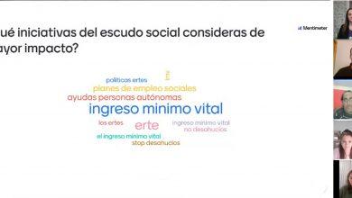 """Photo of IU destaca el papel """"crítico y constructivo"""" del tejido asociativo en las políticas del Escudo Social"""
