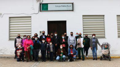 Photo of IU reitera su apoyo al colegio de Venta del Charco y pide a Educación que se implique para combatir la despoblación