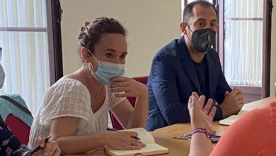 Photo of IU apoya a la alcaldesa de Ochavillo del Río en sus reivindicaciones para recuperar una atención sanitaria sin restricciones