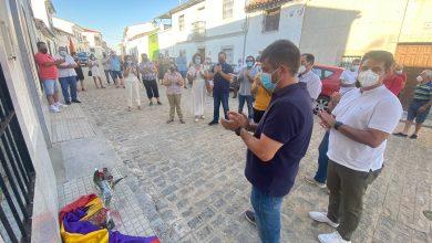 Photo of IU rinde homenaje a Juan Romero en Torrecampo y reivindica «más Memoria» contra la ola reaccionaria