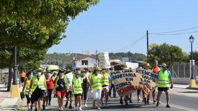 Photo of Arranca en Ochavillo la marcha por una mejor atención sanitaria en las zonas rurales