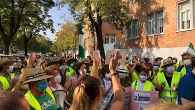 Photo of La marcha por una sanidad digna en zonas rurales llega a Córdoba a pie desde Ochavillo